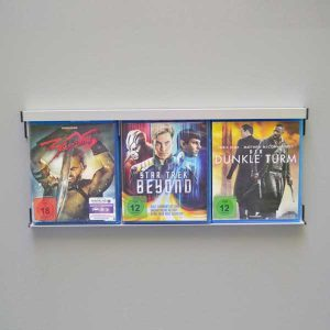 Steelbook for 3 inlets
