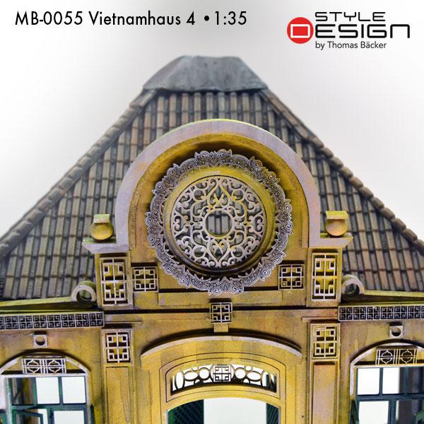 MB-0055-Vietnamhaus 4 Detailansicht Dachrosette